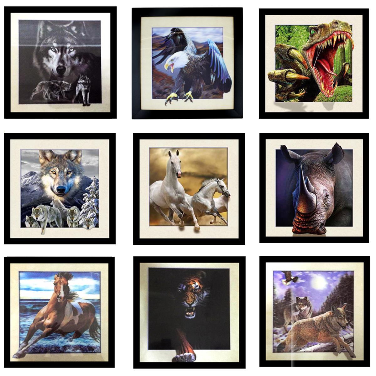 Sonia originelli 5d bilder tiere wanddekoration fotos for Wanddekoration bilder