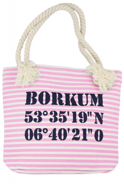 "XS Shopper ""Borkum"" Shopping Bag"