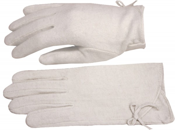 Ladies Gloves Loop Slim Wool Winter