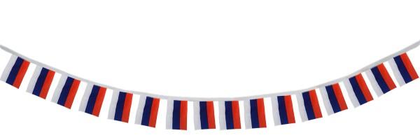"""Fahnenkette """"Internationale Länder"""" Girlande 16 Fähnchen 4,5 Meter WM"""