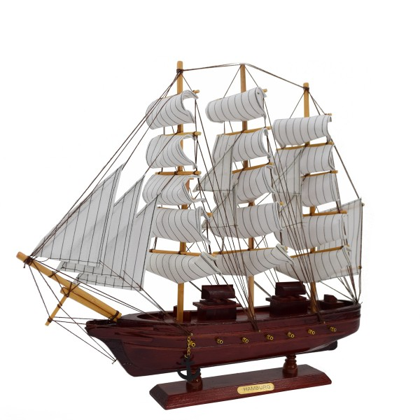 "Sailing Ship ""L"" Model Decoration"
