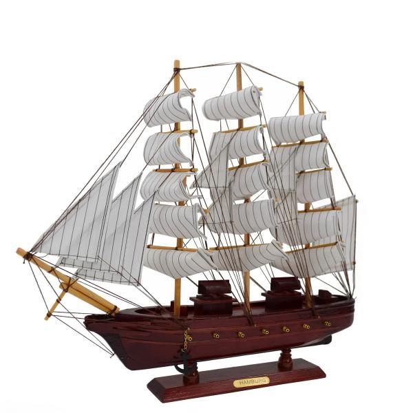 "Segelschiff ""L"" Modellschiff Dekoration Schiff Maritim"