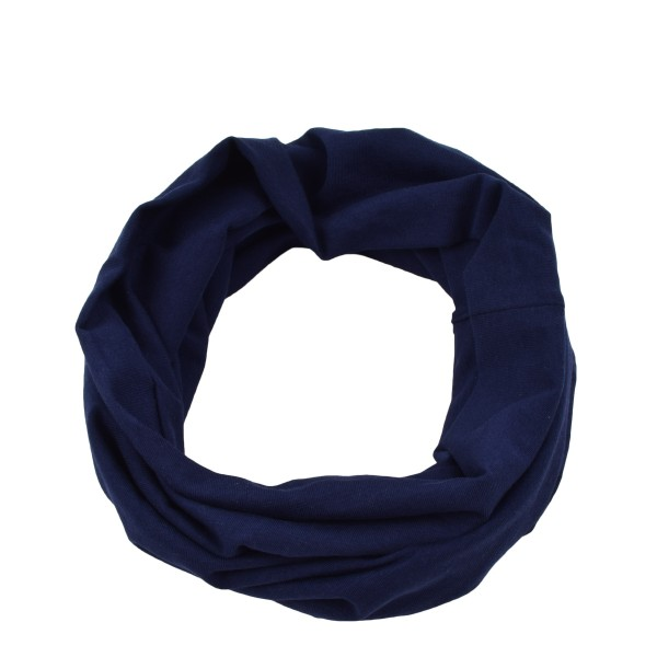 "Scarf Loop ""Uni"" Functional Summer Cotton"