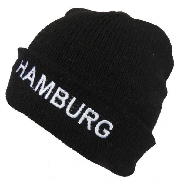 """Strickmütze """"Hamburg Heavy"""" Wolle Unisex"""