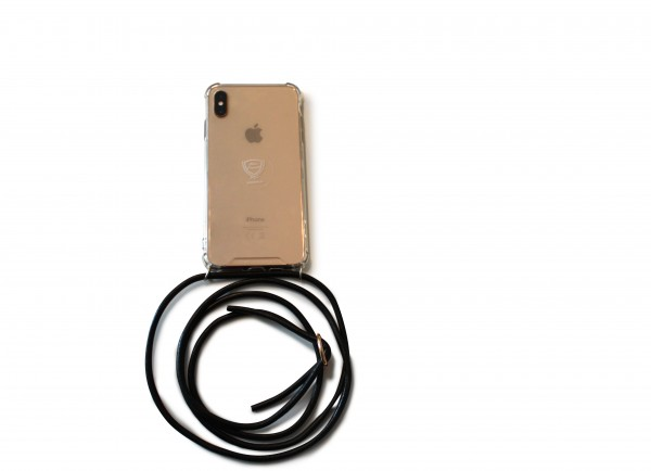 "Mobile Phone Chain ""Suitable for Huawei Models"" Leather Cord Necklace Case"