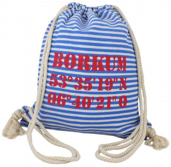 "City Backpack ""Borkum"" Bag Gymbag"
