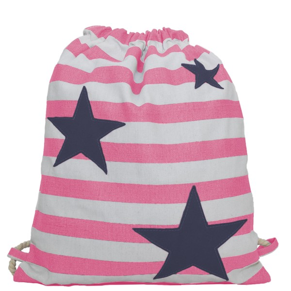 "Gymbag ""Mini Stars"" patch maritime"