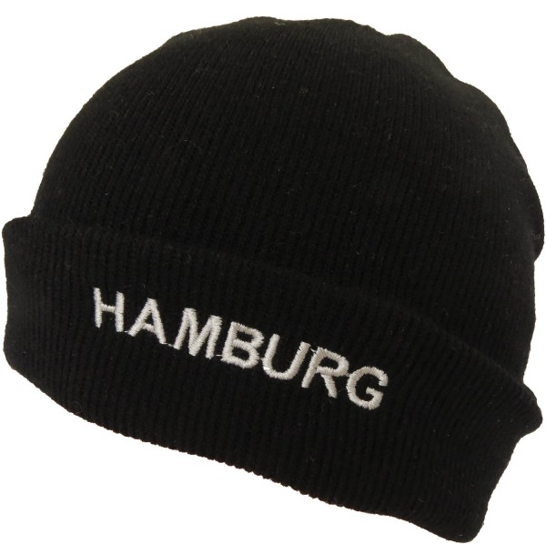"Knitted hat ""Hamburg Light"" Fleece City Unisex"
