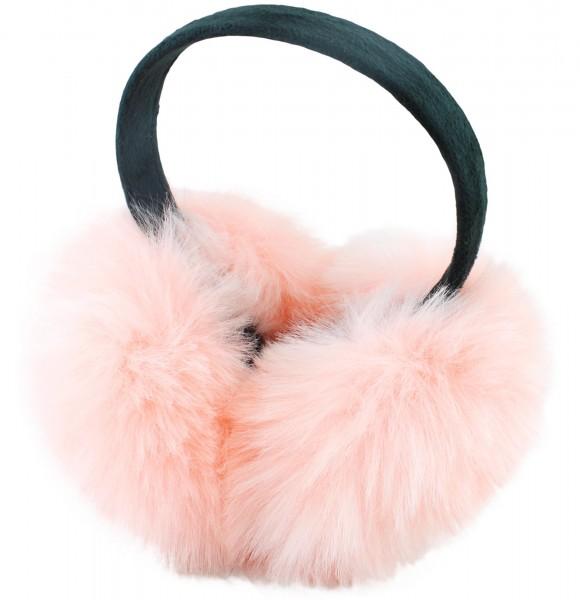 """Ear Muff """"XL"""" Velvet Fold Headholder Soft Faux Fur Winter"""