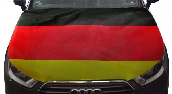 """WM """"Motorhauben Überzieher"""" Fußball Fan Auto Fahne Länder Flagge"""