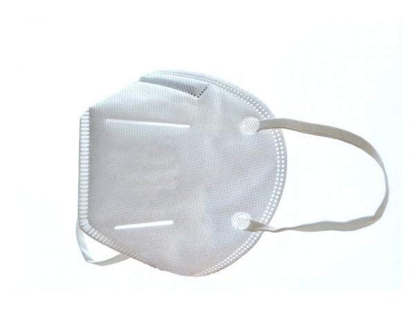 Atemschutzmaske Staubmaske Mundschutz Ohrschlaufen Gesichtsmaske