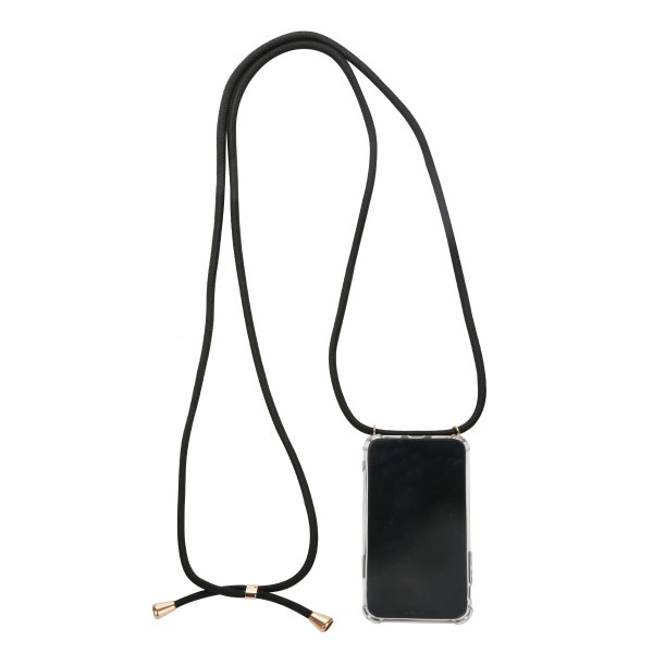 Mobile Phone Chain Cord Necklace Case Smartphone Cover Protection