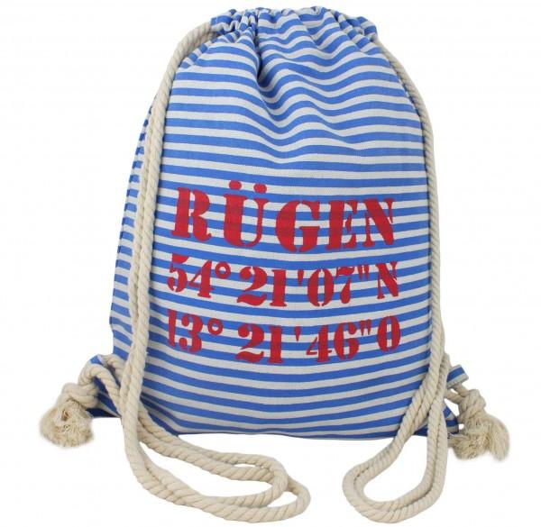 """City Backpack """"Rügen"""" Bag Gymbag"""