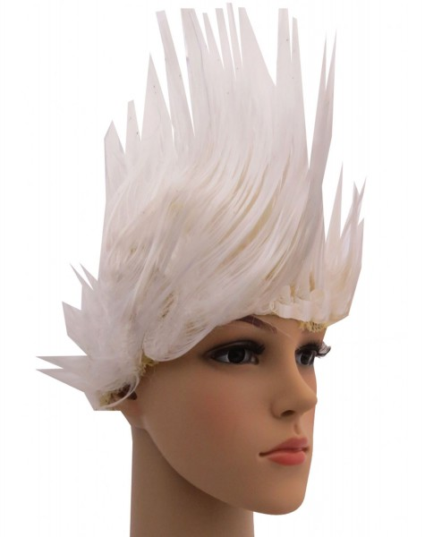 "Wig ""Iroquois"" IRO Headgear World Cup Fan Party Carneval"