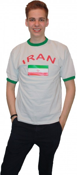 "Fan-Shirt ""Iran"" Unisex Football Worldcup T-Shirt Men"