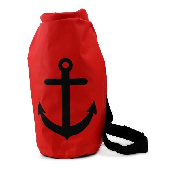 10 Liter Duffel Bag Anchor Waterproof Dry Bag Survival Bag
