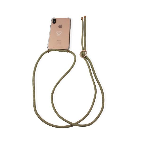 """Handykette """"Passend für Huawei Mate 20 Pro"""" Schnur Necklace Hülle Smartphone Cover"""