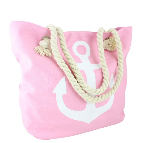 "Beach bag anchor uni ""Anna"" Beachbag Shopper"