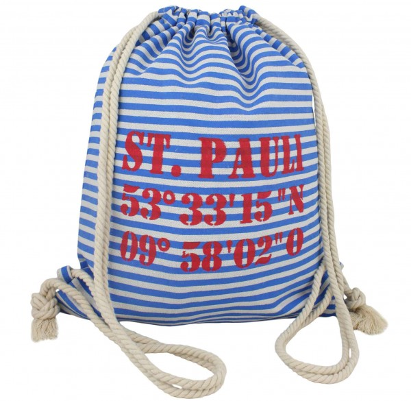 "City Backpack ""St.Pauli"" Bag Gymbag"