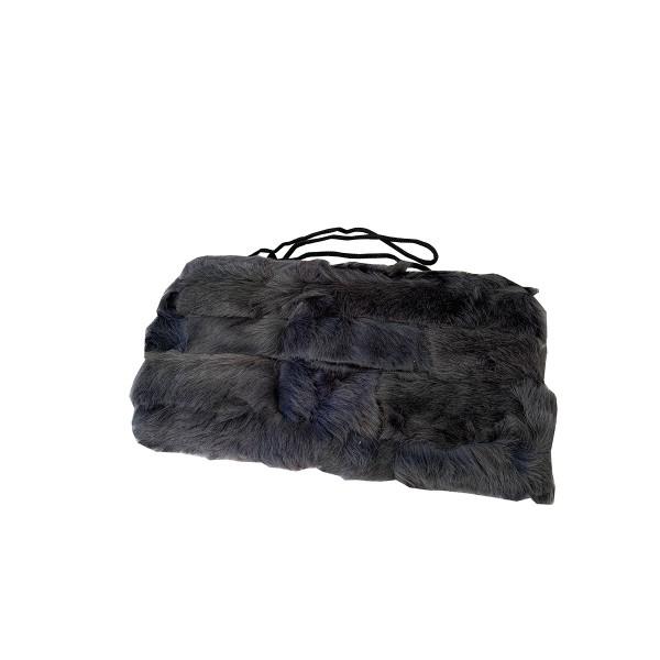 Muff Schaffell Handwärmer Portemonnaie kuschelig warm