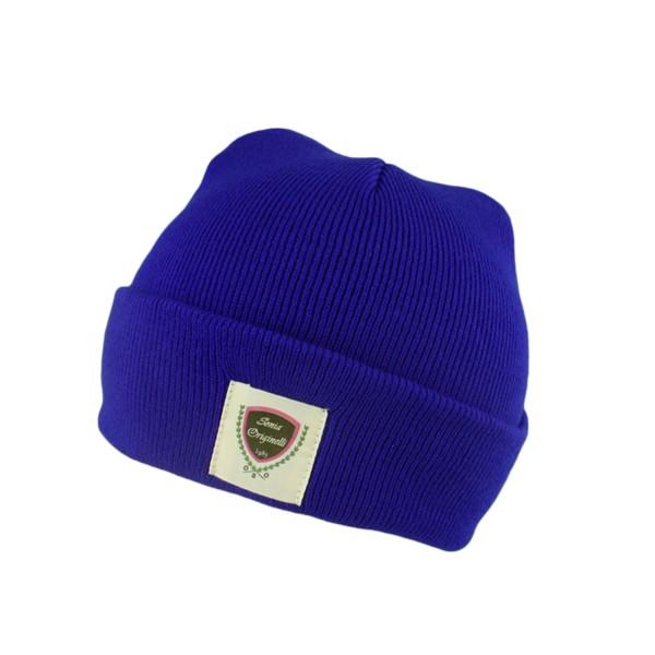 "Knitted Hat ""Sonia Originelli"" Beanie Logo Unisex Uni"