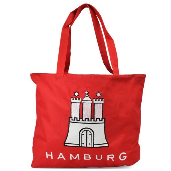 """Shopper """"HAMBURG"""" Einkaufstasche Beutel"""