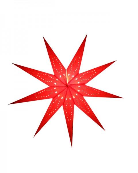 Weihnachtsstern 110cm Papier-Stern Weihnachtsdeko