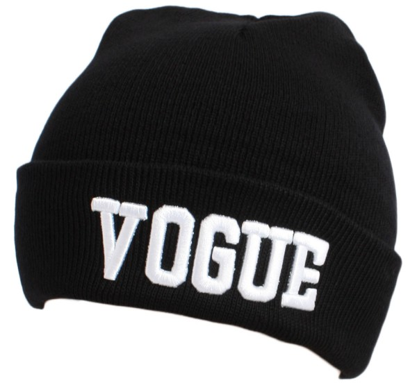 "Statement Cap ""Vogue"" Beanie Knit Uni Unisex"