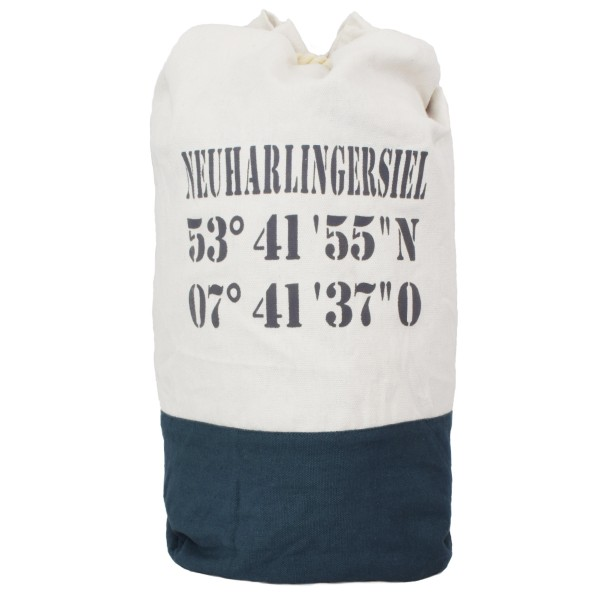 "XL Seesack ""Neuharlingersiel"" Marinesack Bag Maritim"