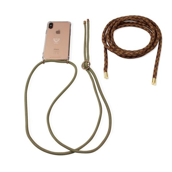"""SET Handykette und Wechselband """"Passend für Huawei P30 Lite"""" Hülle Necklace"""