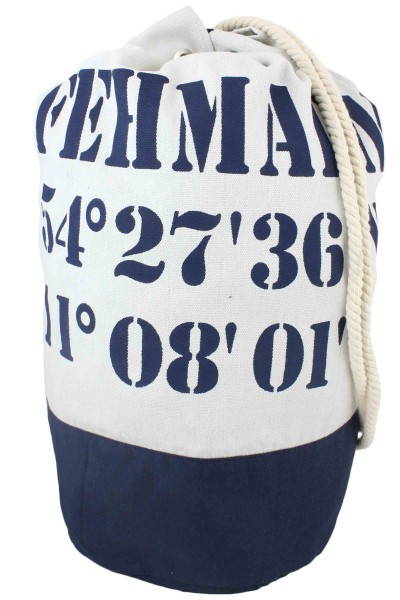 "XL Seesack ""Fehmarn"" Marinesack Bag Maritim"