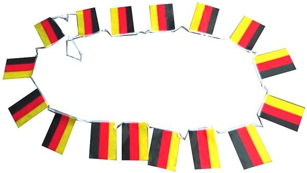 "Flag Garland ""International Countries"" 16 Flags 4,5 Meter Worldcup"
