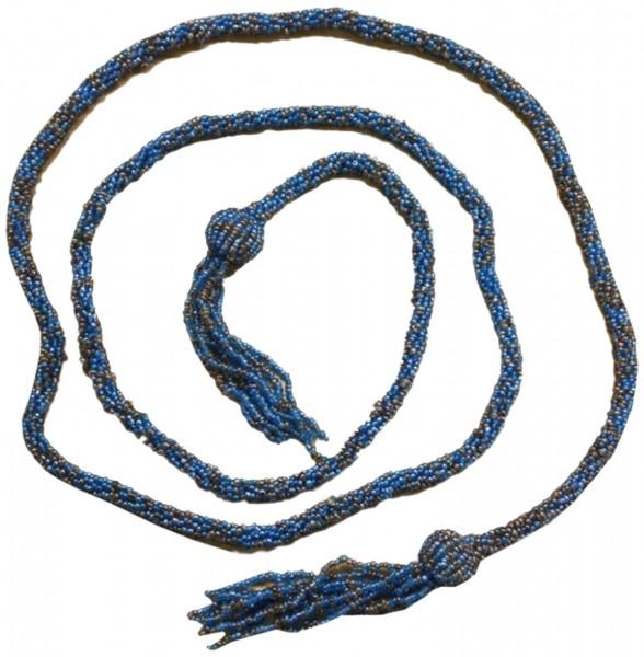 Damen Gürtel Hüftgürtel Party Fasching Belt Steinchen Perlen