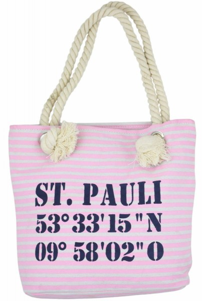 "XS Shopper ""St.Pauli"" Shopping Bag"
