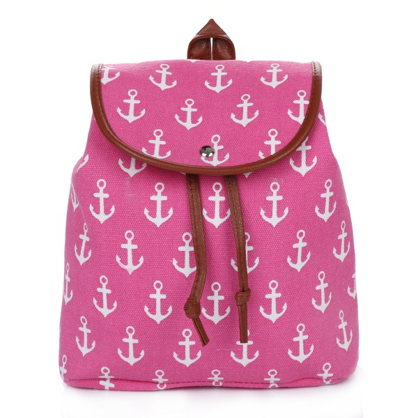 """XS Backpack """"Little Lilly"""" Stripes Maritim Daypack"""