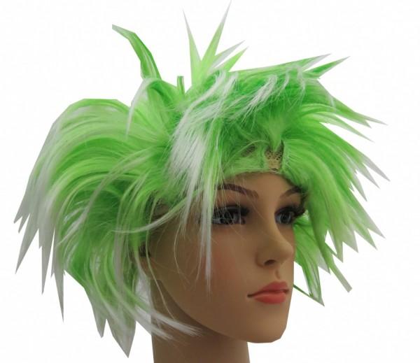 """Wig """"Ruffle"""" Headgear World Cup Fan Party Carneval"""
