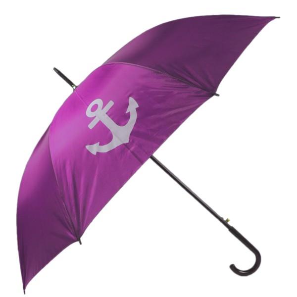 "Walking-stick umbrella ""Anchor"" Rain Protection"