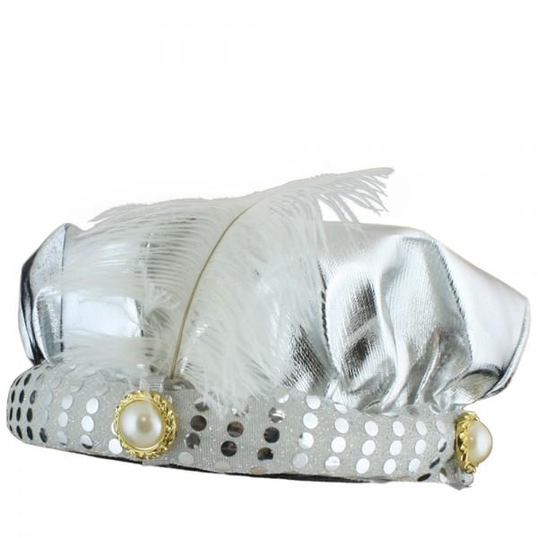 Orientalischer Hut Wunderlampe Orient Fasching Karneval Kostüm