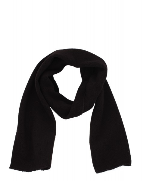 Kids Scarf Fleece Winter Unicolor