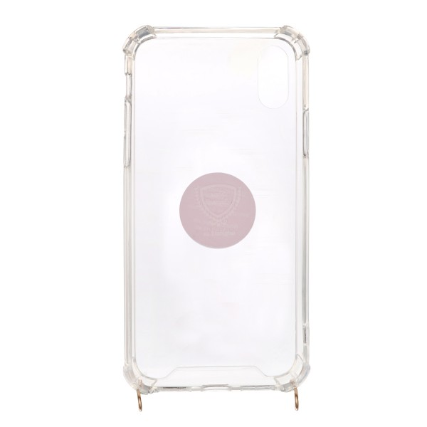 "Mobile Phone Case with Eyelets ""Suitable for Huawei Models"" for Phone chains"