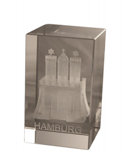 Kristallwürfel 3D Figur Deko Glas Engel Sternzeichen Hamburg