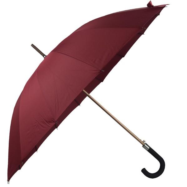 """Stockschirm """"16-Nadler"""" Regenschirm Schutz Einfarbig"""