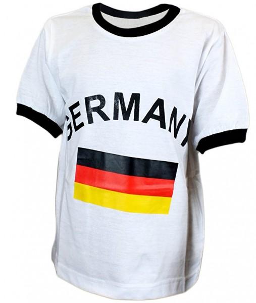 """Kids T-Shirt """"Germany"""" Fanshirt World Cup Football Cotton"""