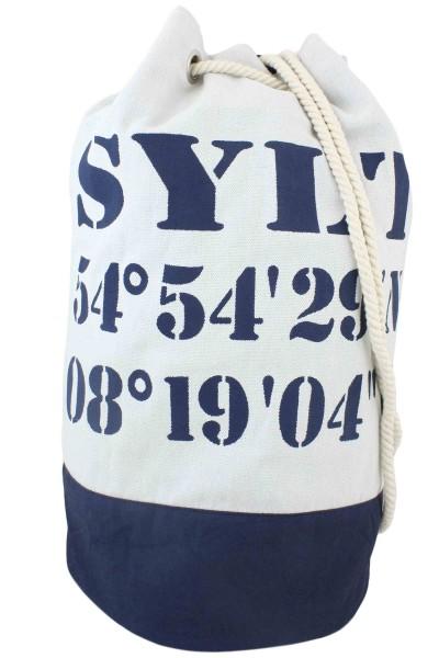 """XL Seesack """"Sylt"""" Marinesack Bag Maritim"""