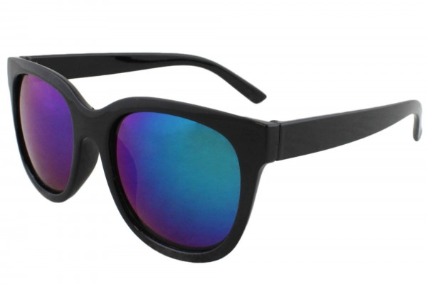 Sun Glasses Agent Mirrored Fun Eyewear