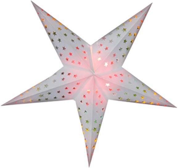 Weihnachtsstern 60cm Papier Stern Weihnachtsdeko Ws002
