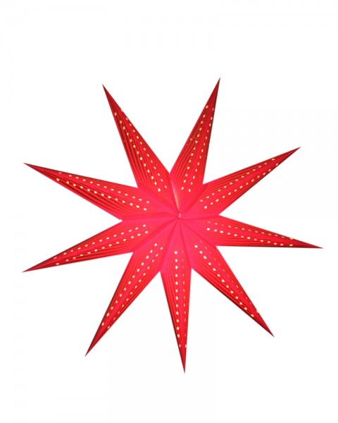 Weihnachtsstern 60cm Papier-Stern Weihnachtsdeko