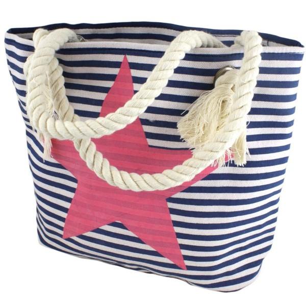"""XS Shopper Stern """"Sarah"""" Einkaufstasche Tasche Bag"""