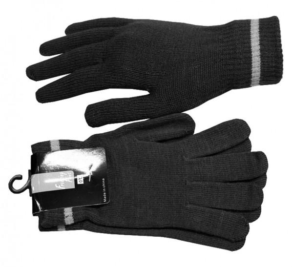 Knitted Gloves Uni Winter Unisex